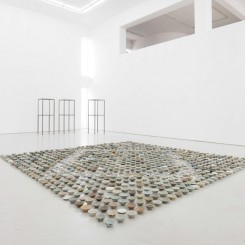 White Space - He Xiangyu installation view 2012
