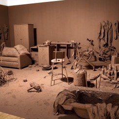 CHEN ZHEN - Purification Room (2000, 2012) Photo Linda Nylind
