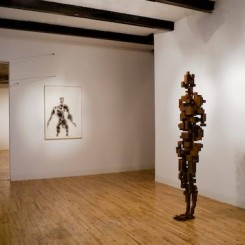 Antony Gormley at Galleria Continua