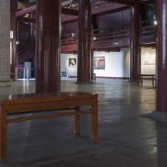 Installation view of Two Generations - 20 Years of Chinese Contemporary Art