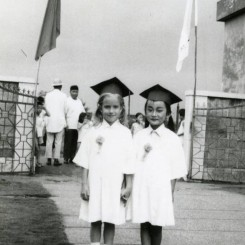 00Esther with Liu Phibi, Taiwan