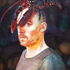 Magda - Gael Davrinche The Lobster Self-portrait 2013_courtesy_Magda_Danysz_Gallery_0