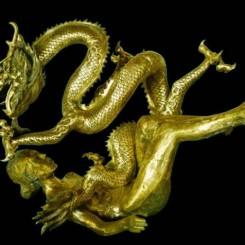 Magda - Zhang_Dali_Kiss_of_the_Dragon_120x100x95_cm_2007_courtesy_Magda_Danysz_Gallery_0