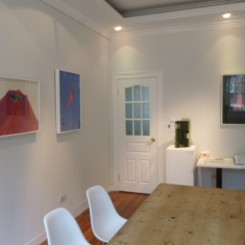 FQ exhibition view, 2013, (courtesy: FQ projects)