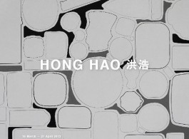 Pace Beijing -  Hong Hao post