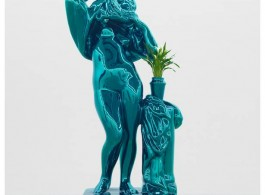 "00Jeff Koons ""Metallic Venus"" 2010-2012"