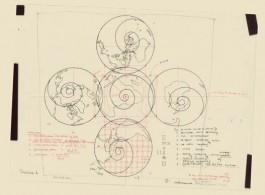 2012, 鋼筆硫酸紙, Pen & Ink on Tracing Paper, 64 x 46 cm