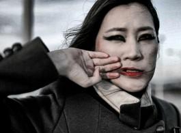 "Photo by Rafael, Drama Geostrategic drama at the 38 parallel, video, 2012, 03'25"""