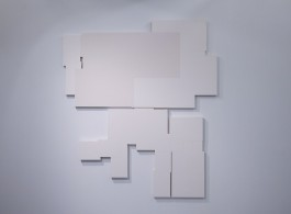 A Brief Moment in Time I-2013-Acrylic on wood-Variable dimensions-2