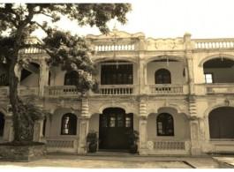 Site for public art commission: Longtang Poet Society (龍塘詩社)  公共艺术项目展出场地: 龙塘诗社