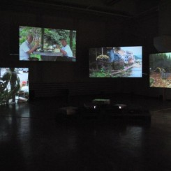 "Chen Hangfeng, ""Scattered Scenes Along Mei Creek,"" video, HD, color, sound, 30'00', 2012陈航峰, 《梅源拾景》, 录像, 高清,彩色,有声音,30'00', 2012"
