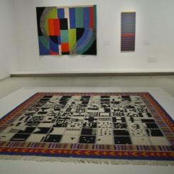 """Alighiero Boetti, """"alternando da 1 a 100 e viceversa"""", 1993阿李杰罗•波提,《从1对100交替,反之亦然》,1993"""