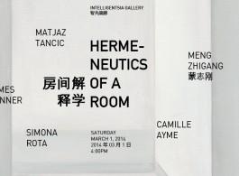 hermeneutics of a room flyer_905