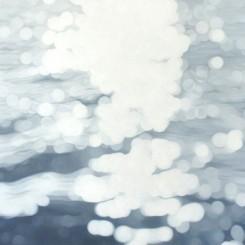 Sarah Lai 黎卓華 Sparkly 2014 Oil on canvas 布面油畫 71.5 x 107 cm