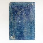 "Jeremy Everett, ""No Exit #5"", cyanotype, exposure, oil paint on mylar, 196 x 131cm, 2013"