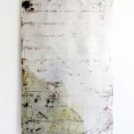 "Jeremy Everett, ""Film Still(Studio Exposure #2)"", silver gelatin print on mylar, 183 x 122 cm, 2013"
