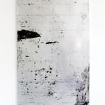 "Jeremy Everett, ""Film Still(Studio Exposure #1)"", silver gelatin print on mylar, 183 x 122 cm, 2013"