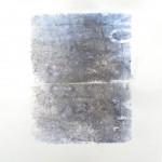 """Jeremy Everett, """"No Exit #P1"""", monoprint, 65 x 50 cm, 2014"""