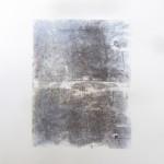 """Jeremy Everett, """"No Exit #P4"""", monoprint, 65 x 50 cm, 2014"""