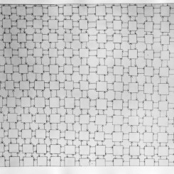 "Stephen Willats, ""Homeostat"", drawing, 1968"