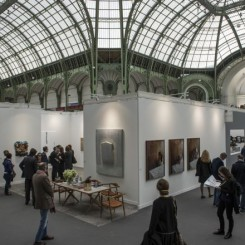 FIAC exhibition viewFIAC艺博会场景