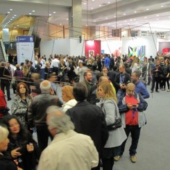 Opening night of Contemporary Istanbul