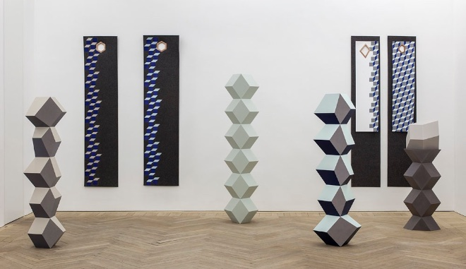 Angela Bulloch at Esther Schipper