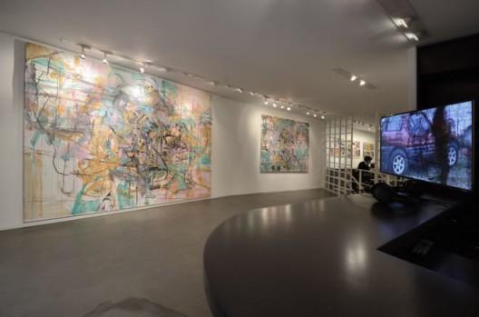 Zhang Lehua solo exhibition,