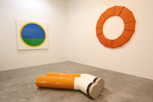 """Art Stage Singapore 2014, """"Nothing to Wait"""" For by Chun Kai Feng, FOST Gallery at SEA Platform"""