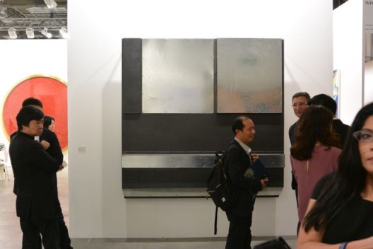 Liu Wei at White Cube