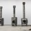 """Sterling Ruby, """"BLACK STOVES"""", 2014, Photo by Robert Wedemeyer, courtesy Sterling Ruby Studio and Gagosian Gallery"""