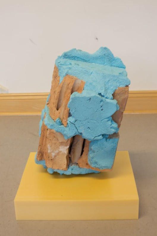 "João Vasco Paiva, ""Fragment 5"", Lichtenberg Studios, Berlin, 2014 (photo courtesy: the artist and Edouard Malingue Gallery)周奥,《碎片5》,李希腾贝尔工作室,2014(图片:艺术家及马凌画廊)"