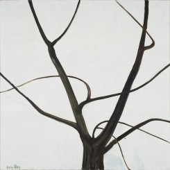 """The Branches (1)"" 2014 © Zhang Enli Courtesy the artist and Hauser & Wirth"