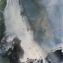 83-xx Acrylic on canvas 122x91cm 1983