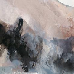 84-16 Acrylic on canvas 137x107cm 1984