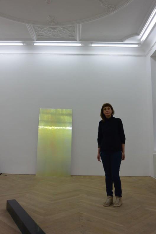 Ann Veronica Janssens with