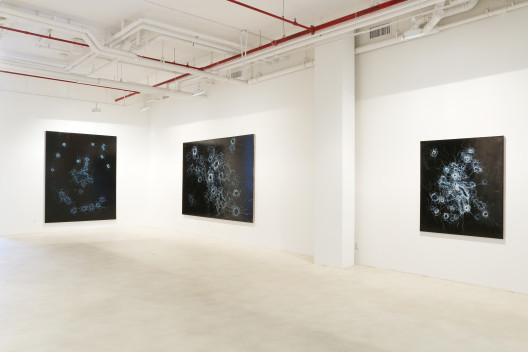 """""""Zhao Zhao: Constellations II"""", exhibition view???: ?? II??????"""