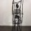 "Matthew Day Jackson ""Dymaxion Figure with Head of a Woman"" 2014 (Hauser & Wirth, London, New York, Zürich, etc, etc, etc.)"