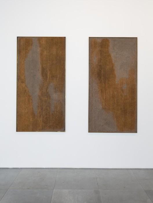 "Eric Baudart ""again, again and again"", installation view at Edouard Malingue Gallery"
