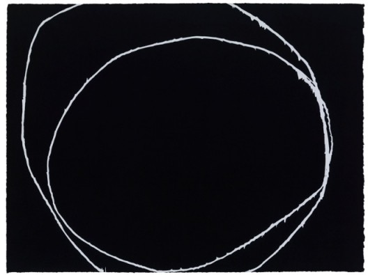 "Tan Ping, ""Untitled"", Black and white woodcut, 60 x 80, 2010谭平,《无题 (2/5)》,黑白木刻,60 x 80,2010"