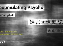 Accumulating Psycho-outline