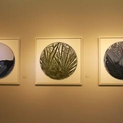 "Nicole Condon Shih, ""Crystal Series "", Photography, 100×100 cm , 2014康妮可,《晶格系列 》,摄影,100×100 cm ,2015"