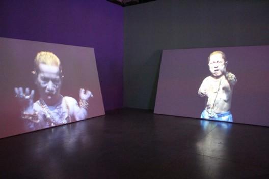 Chen Tianzhuo, solo exhibition view, Palais de Tokyo, 2015. Courtesy of the artist.