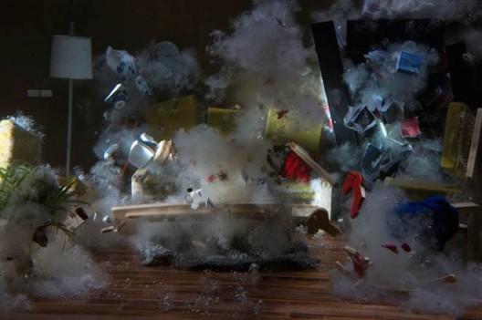袁廣鳴   《棲居如詩 ─ 瞬間III》    YUAN Goang-Ming   Dwelling - Moment III    2014    數位攝影/ 彩色照片    Digital Photography/Colour Photograph    版數 8   Edition of 8    120 x 180 cm