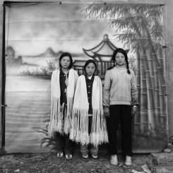 Li Lang,The Yi People No.76, Meigu Sichuan, 2001