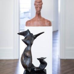 "Michael Werner Gallery London ""Body Shop"" (installation view)"