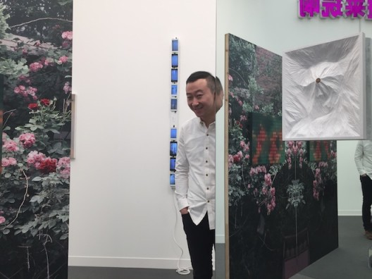 Guo Hongwei at Leo Xu Projects