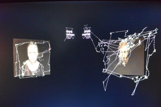 Also at Plugin, which this year cooperated with gamers, was an interactive portrait installation at BUG Istanbul
