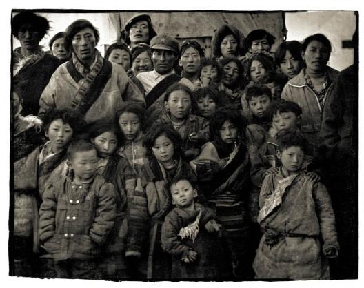 藏民群像  (2)