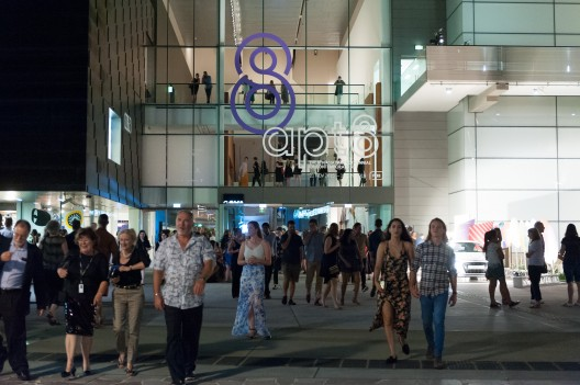 APT8 Opening weekend celebrations at the Queensland Art Gallery | Gallery of Modern Art, 20-22 November 2015. Image courtesy: QAGOMA